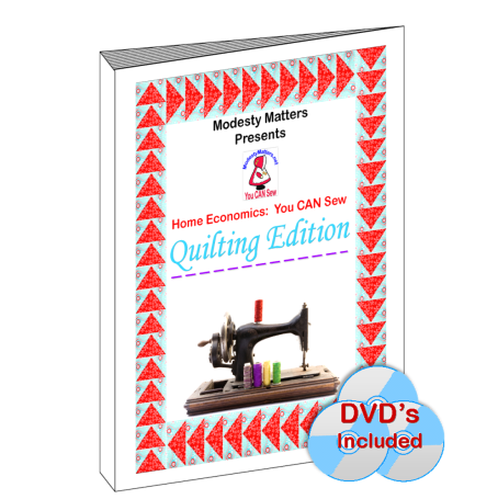 You Can Sew: Quilting Edition